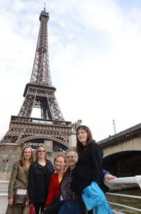 Inaugural Paris Trek