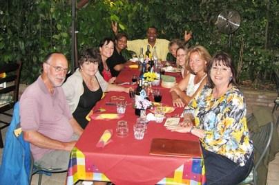 Tuscan dinning