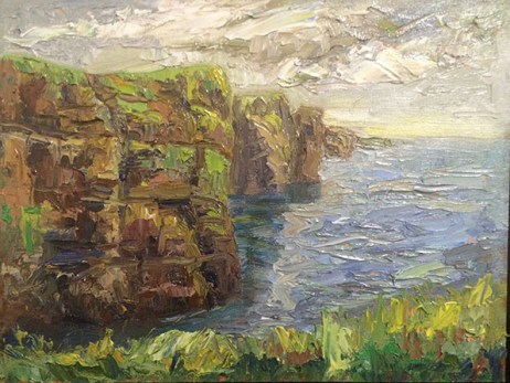 """Cliffs of Moher"""