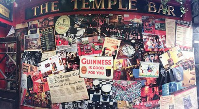 Wall @ Temple Bar