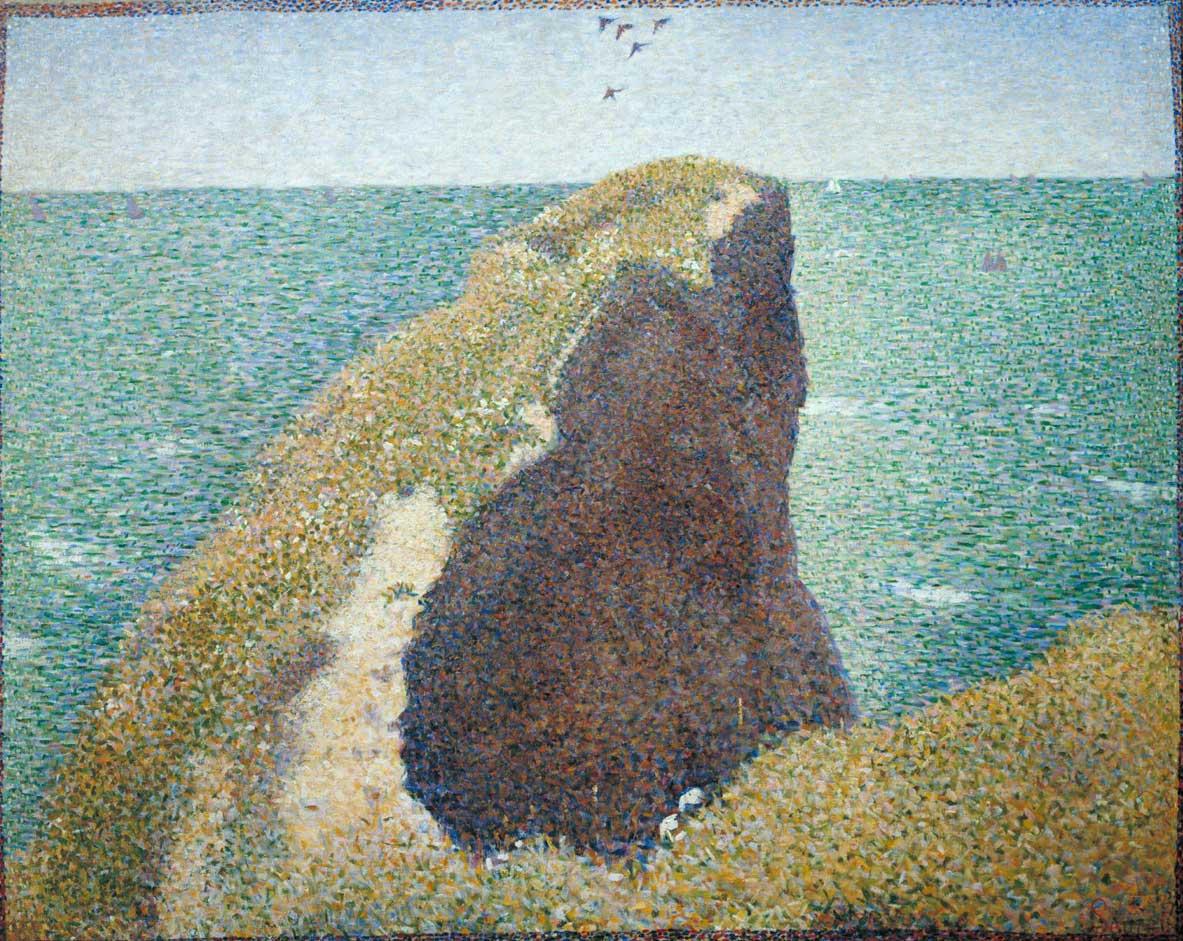 Le Opere Piu Importanti Di Georges Seurat E Il Puntinismo