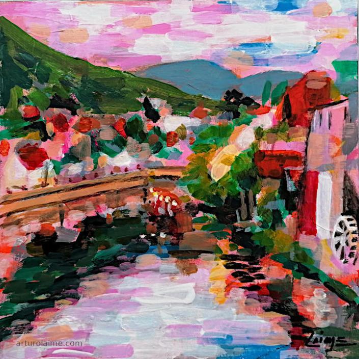 Murg Fluss von Arturo Laime 720