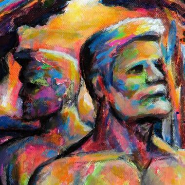 Gemälde Menschen & Geschichten