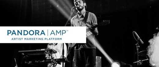 pandora amp
