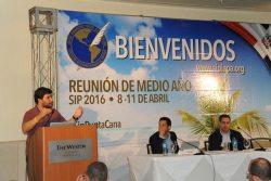 Reunión de Medio año de la SIP 2016