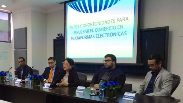 CCPSD panel de comercio con Arturo Lopez Valerio