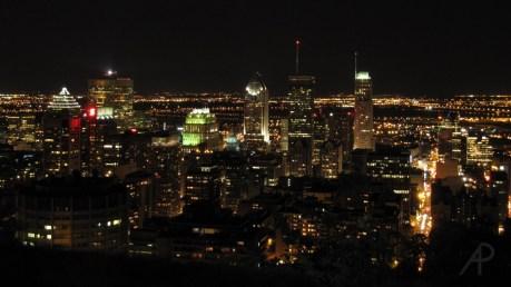 Una noche en Montreal