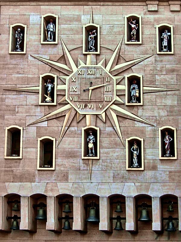 Reloj de los ciudadanos