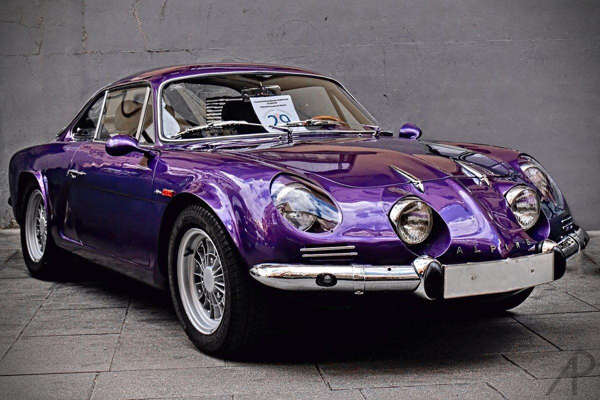 Para los amantes de los coches clásicos
