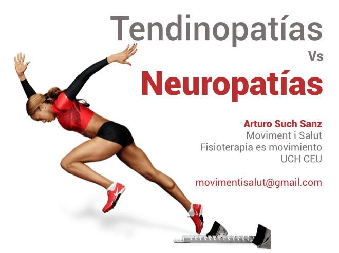 Ponencia tendón y sistema nervioso