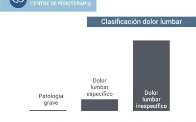 Triaje y clasificación del dolor lumbar