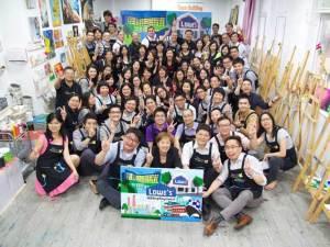 LOWE'S'-80ppls-Team-Jamming-2013-4