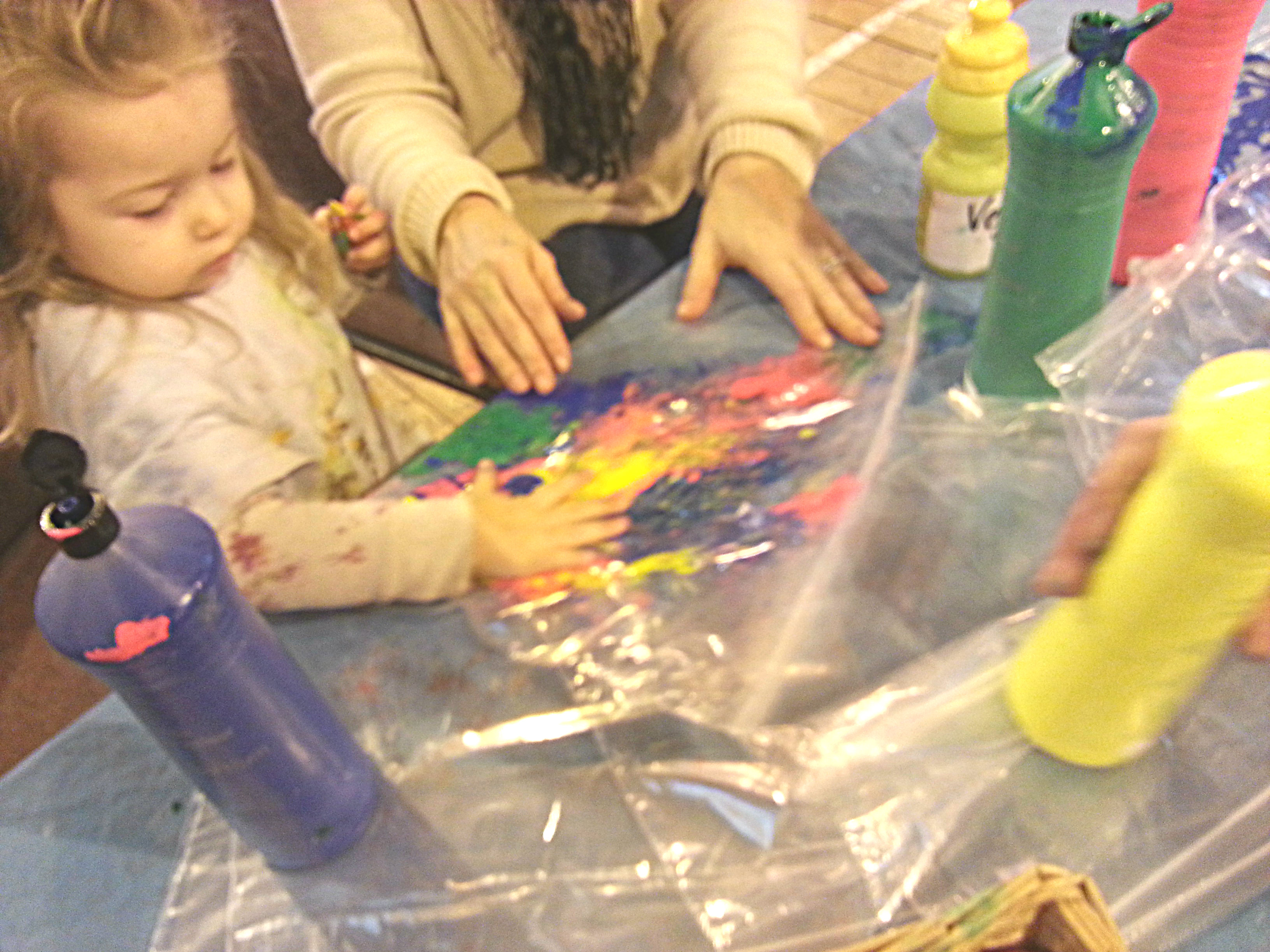 Colour activities babies - Download Image Colour Mixing Activities For Babies