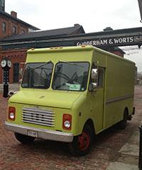 Artverb truck