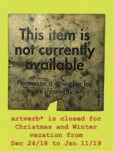 winter vacation notice