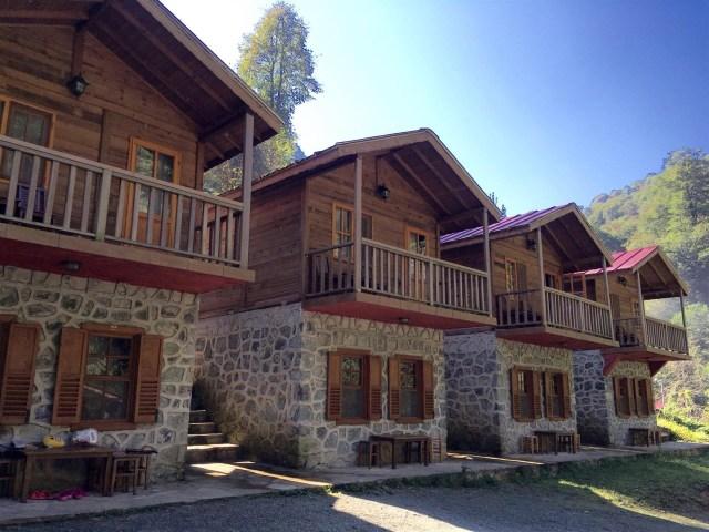 Artvin bungalov evleri