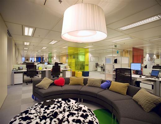 Informal work space