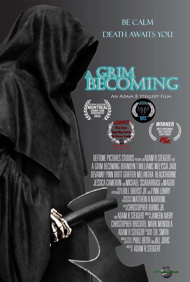 a grim becoming offical poster