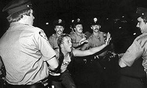 The Bad Old Day. Stonewall Inn riot 1969