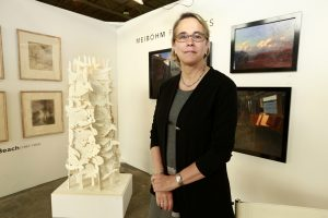 Meibohm Fine Arts @ Echo Art Fair photo by Cheryl Gorski
