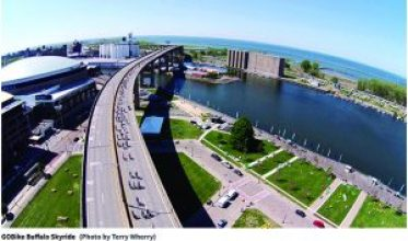In 2015, 900 bicyclists rode the Skyway witnessing remarkable and extraordinary views.