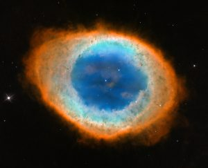 The ring nebula is 2300 light years from earth but is likely to be seen at Penn Dixie in Blasdell.