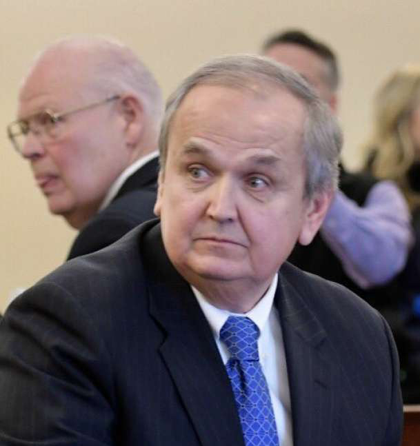 George Maziarz plead not guilty to Shneiderman's chargers
