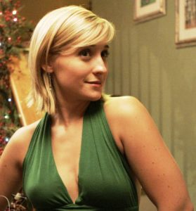 Phrase only Allison mack getting fucked