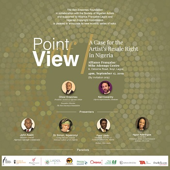 Enwonwu-Foundation-Point-of-View - Poster