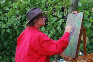 Deb Zeller, Art Wander Artist