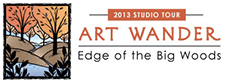 2013 Edge of the Big Woods Art Wander in Carver County