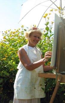 Karen Strombaugh, Art Wander Artist