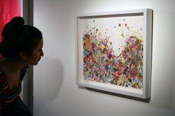 Martha Otero presents Jen Stark