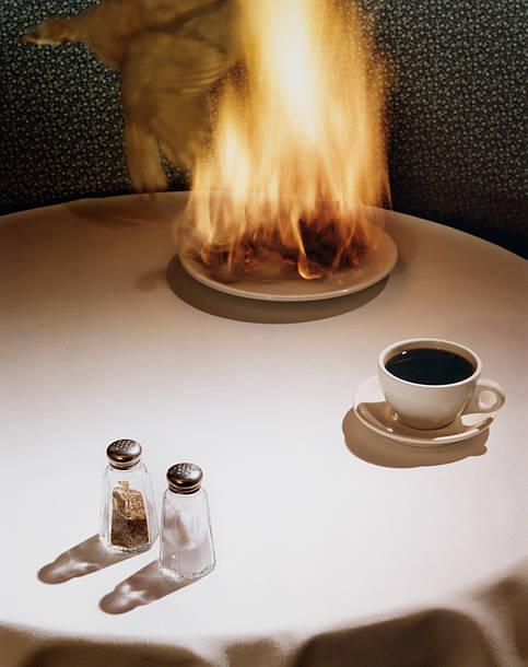 Jo Ann Callis Salt and Pepper and Fire