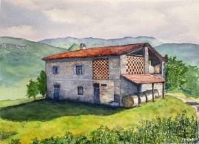 Italian Barn (2014)