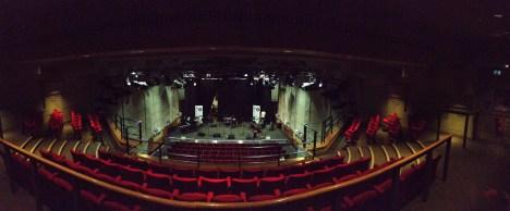Panoramic of the BBC Radio Theatre