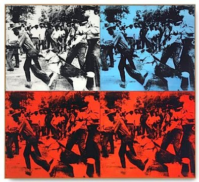 Race Riot, 1964 sold in 2014 for $ 63 Million ©AWF