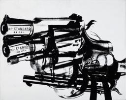 Gun, 1981 ©AWF