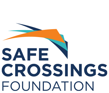Safe Crossings Foundation Logo