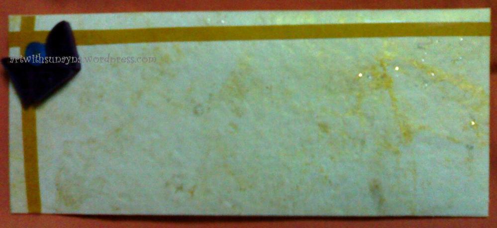 Paper quilled envelopes - 1 (2/3)