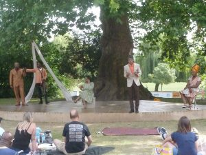 Taming of the Shrew by The Oratory Foundation in Stratord upon Avon