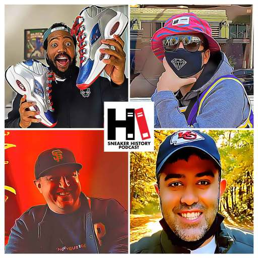 Sneaker History Podcast – Sneakers, Sneaker Culture and the Business of Footwear