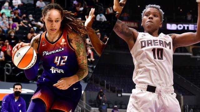 Sat, 8/21 - Phoenix Mercury vs. Atlanta Dream | Watch ESPN