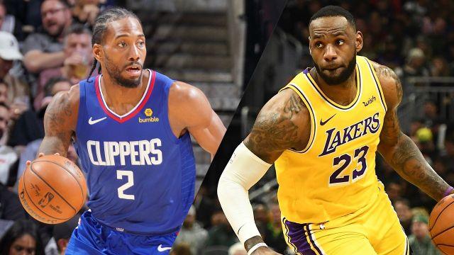 LA Clippers vs. Los Angeles Lakers | Watch ESPN