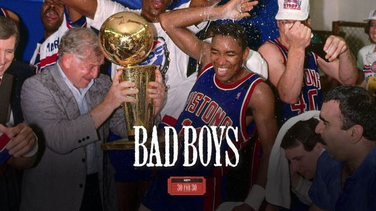 The Bad Boys | Watch ESPN