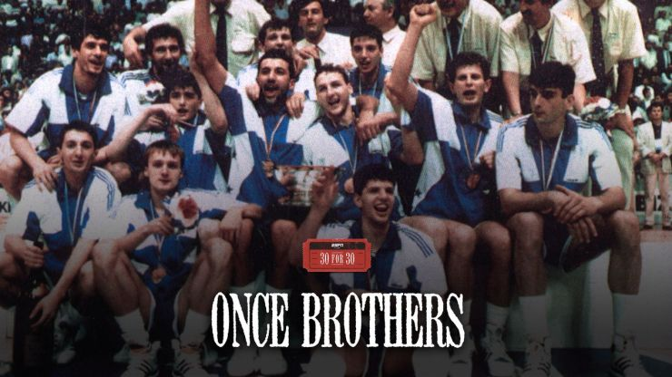ESPN Filmes: 30 For 30: Once Brothers | Watch ESPN