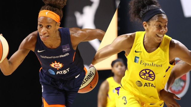 Los Angeles Sparks vs Connecticut Sun Odds and Predictions
