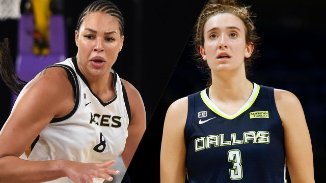 Las Vegas Aces vs. Dallas Wings | Watch ESPN