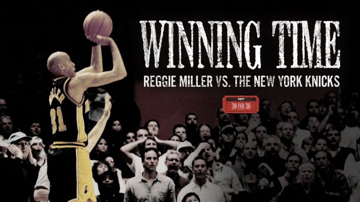Winning Time - Reggie Miller vs. The New York Knicks | Watch ESPN