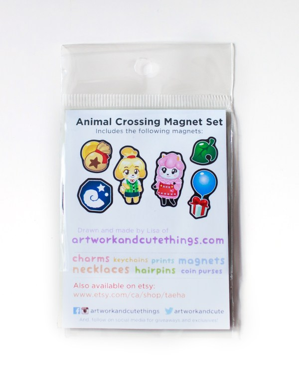 Magnet Pack Back